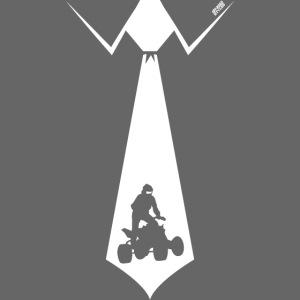 ATV Quad Fathers Day Tie