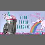 trash brigade unicorns
