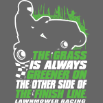 Grass Greener Lawnmower
