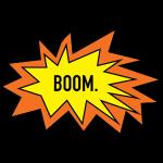 EXPLOSION BOOM!