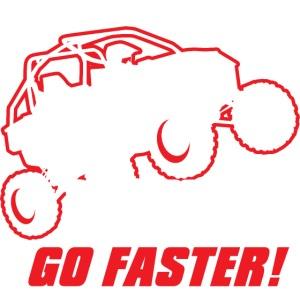 UTV ATV Go Faster