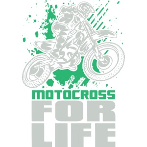 Motocross For Life Stunt
