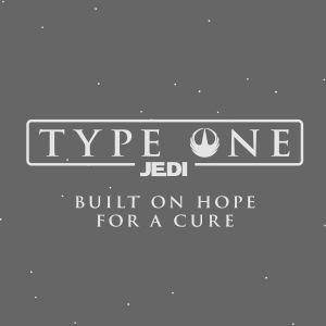 Star Wars Type One Jedi Diabetic Support