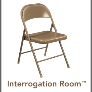 Interrogation Room shirt