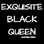 ExquisiteBlackQueenTee #3