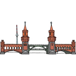 Oberbaum Bridge Berlin