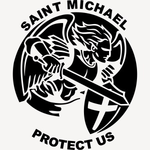 SAINT MICHAEL PROTECT US