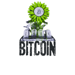 Bitcoin Banksy Street Art Tshirt