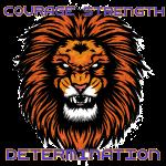 COURAGE STRENGTH DETERMINATION