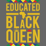 Educated Black Queen