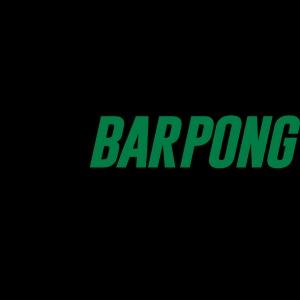 Bar Pong League Wide Logo