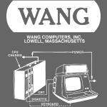 Wang Computers - White
