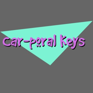 Car poral Keys Logo