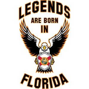 Legends are born in Florida