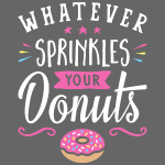 Whatever Sprinkles your Donuts v2
