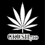 Weed Leaf Gkush710 Hoodies