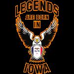 Legends are born in Iowa