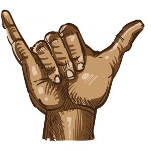 Shaka's Hand