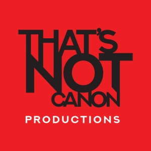 That's Not Canon Logo