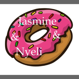 A cute donut W/ our channel name