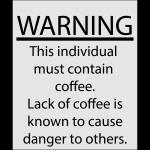 Prop 65 Coffee Warning