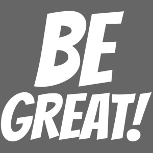 Be Great White