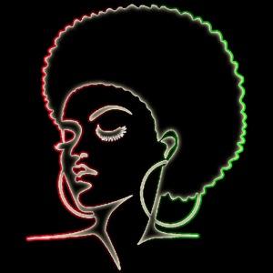 Afrolady