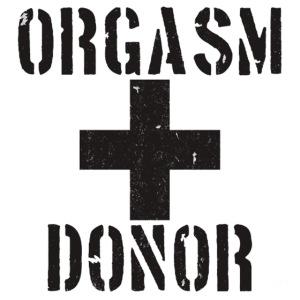 ORGASM DONOR Stifler