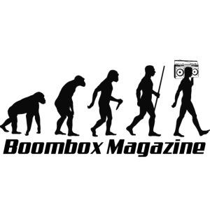 Evolution of Man Black