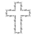 Amazing Grace cross - for black shirts.png