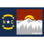 nc mountains flag t-shirt design.png