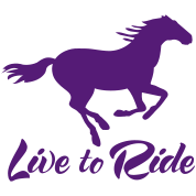 Live to Ride Horse Design