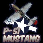 P-51 Mustang tribute