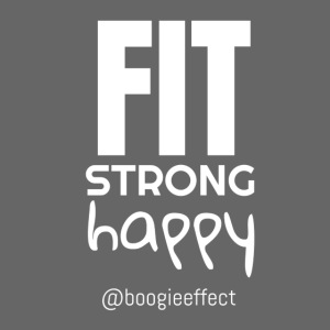 fit strong happy white