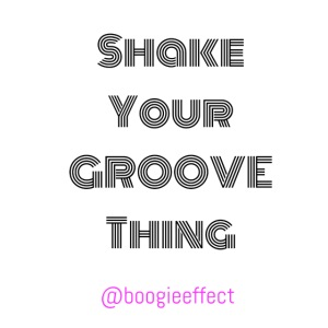 Shake your groove thing dark
