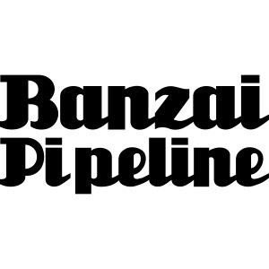 The Legendary Banzai Pipeline - North Shore - Oahu