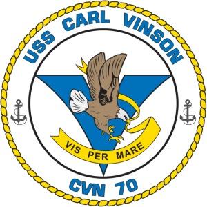 CARL VINSON CREST reg