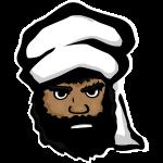 MUSLIM HEAD TEE