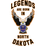 Legends are born in North Dakota