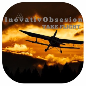"InovativObsesion ""TAKE FLIGHT"" apparel"