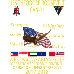 VFA22 T ROOSEVELT 17-18