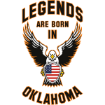 Legends are born in Oklahoma