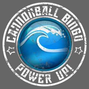 Vintage Tsunami Power-Up Tee