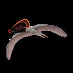 2_18 pterosaur Tshirt LH