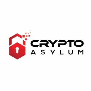 Crypto Asylum branding