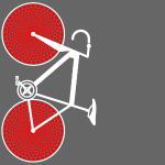 Road Bike Love hearts