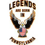 Legends are born in Pennsylvania