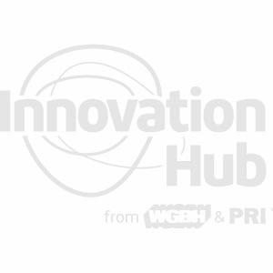 Innovation Hub white logo