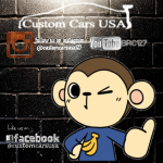 Custom Cars USA Monkey