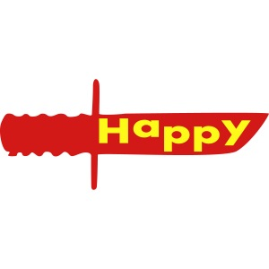 happy knife